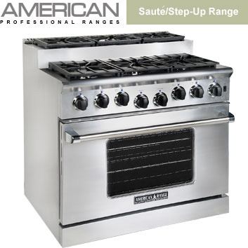 AMERICAN RANGE STOVES - Stoves and ovens